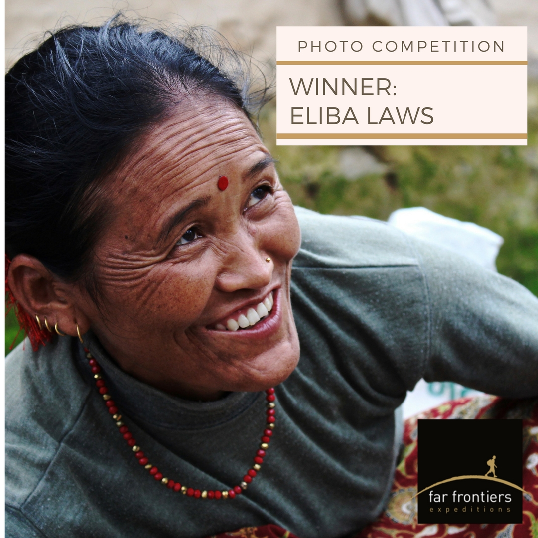 Photo Competition Winner - ELIBA LAWS!