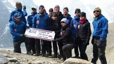 BSDMRE 2016 - The Trekking Teams
