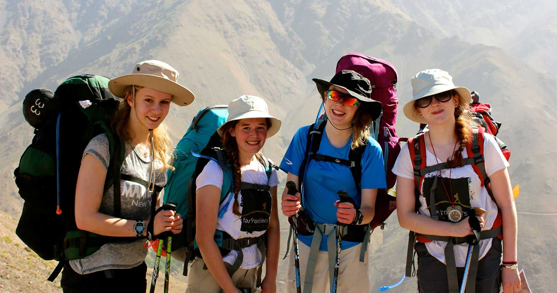 DofE Gold Expeditions