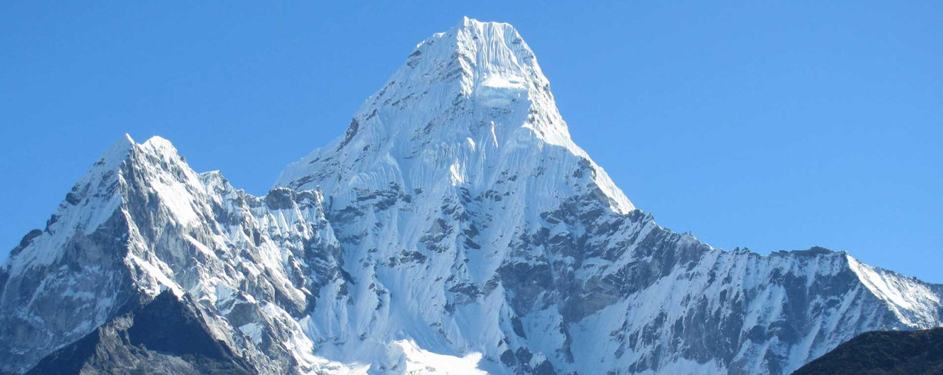 NEPAL Mountaineering - Ascent of Ama Dablam