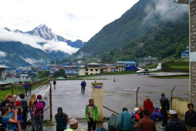 Flights to Lukla- Everest Base Camp Expeditions