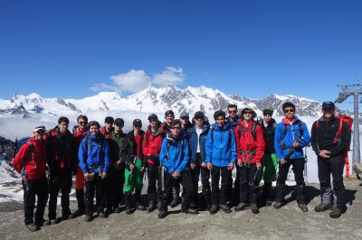 Harrow students take on 3 summits in 5 days with Far Frontiers!