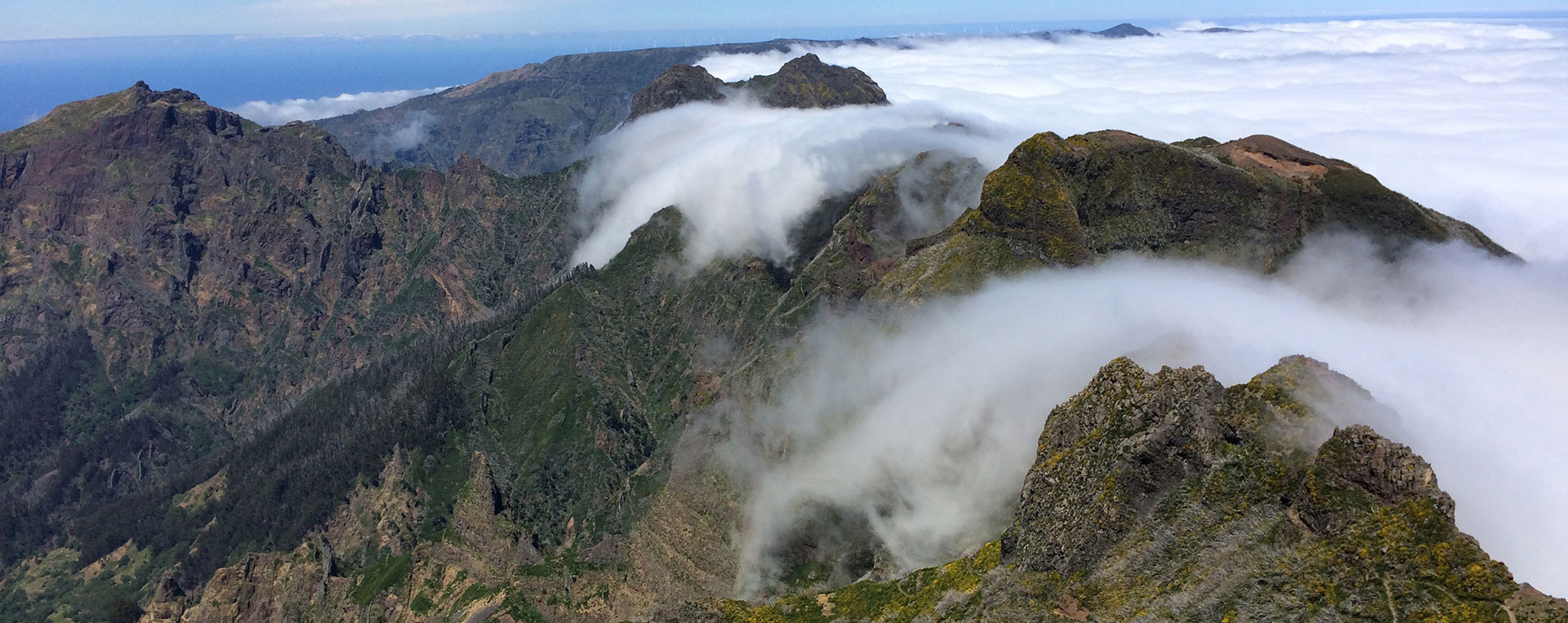 Madeira: Atlantic Adventure