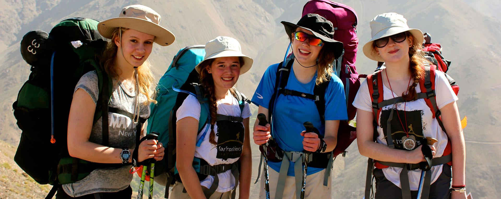Morocco- High Atlas Gold DofE Expedition