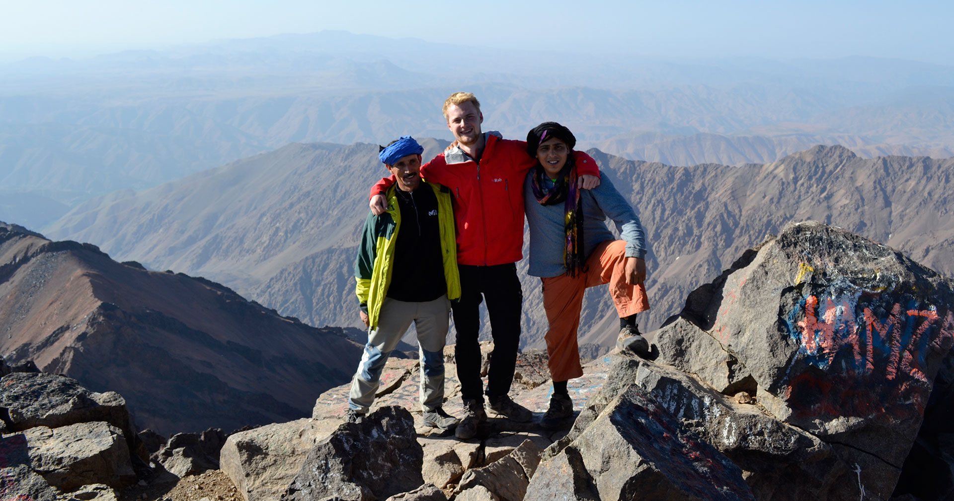 MOROCCO Mountaineering - Toubkal Winter Ascent