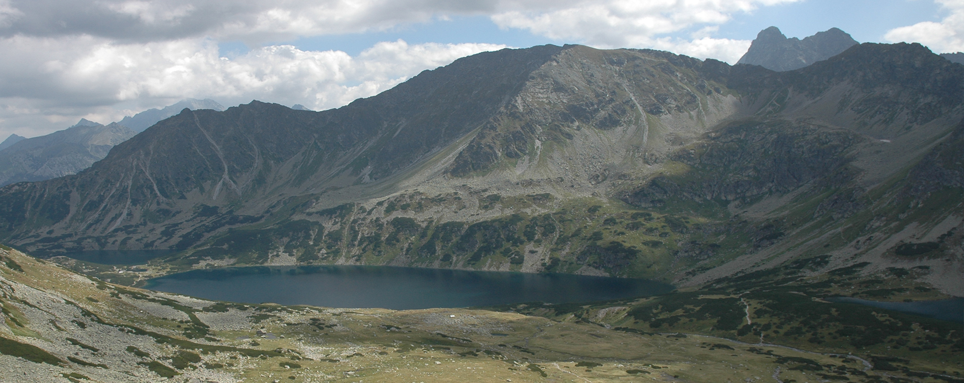 Adventure in the High Tatras